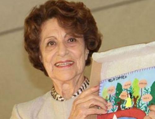 Corporación Parque por la Paz Villa Grimaldi lamenta fallecimiento de la socia y sobreviviente Ángela Jeria