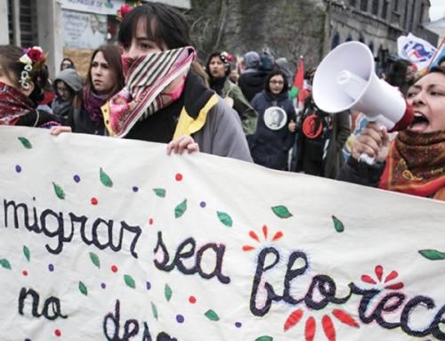 """Invitación a conversatorio """"Movilidades: Experiencias de migración y exilio para el Proceso Constituyente"""""""