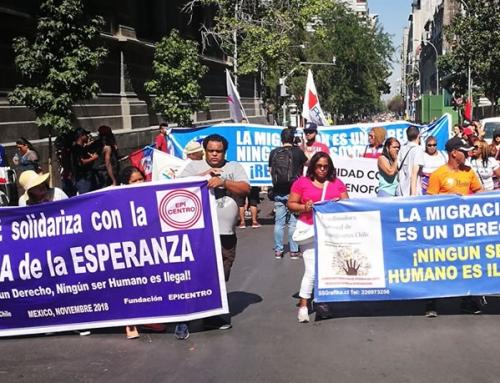 """Conversatorio """"Movilidades: Experiencias de migración y exilio para el Proceso Constituyente"""" abordó difícil situación de migrantes en Chile"""