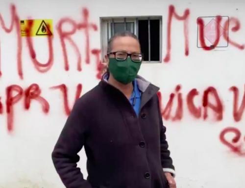 Villa Grimaldi repudia amenaza de muerte en contra de defensora del agua y el medioambiente